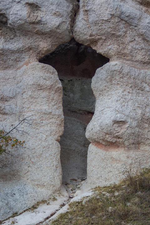 "A detail from the rock phenomenon ""Stone Wedding"" Photo"