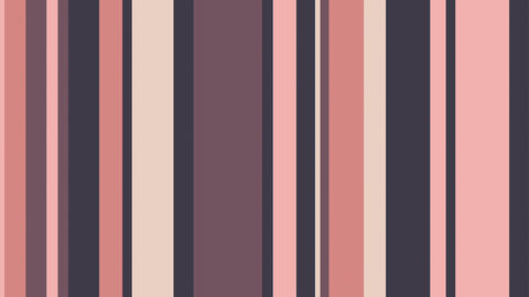 Multicolor Stripes 20 - Muted Pink Colors Video Background Loop CG動画