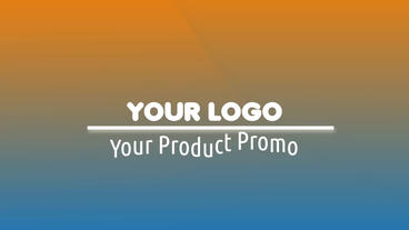 Elegant Promo Template After Effects Template