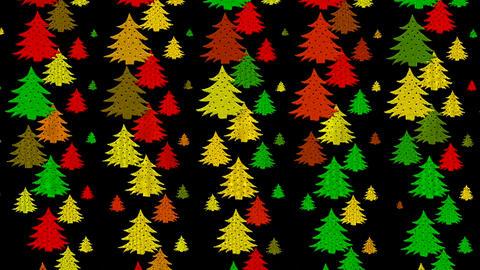 CHRISTMAS TREE DISPLAY Animation