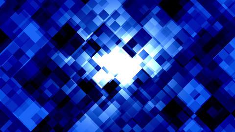 Mosaic gem sapphire Animation