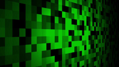 mosaic light green Animation