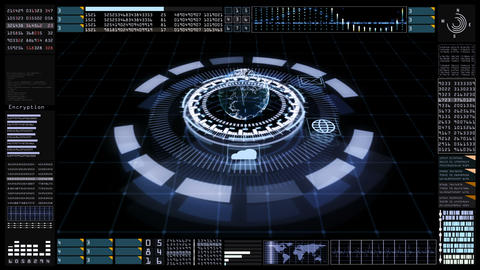 Technology 00166 Animation