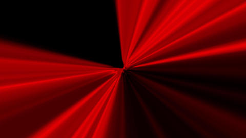 radial lightBurst red Animation