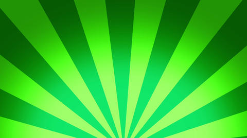 radial halfSunburst green Animation