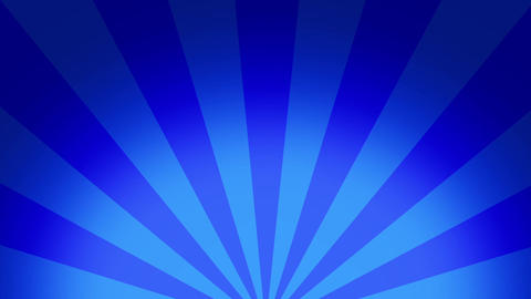 radial halfSunburst blue Animation
