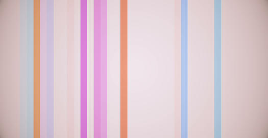 Vertical Colored Lines Shape Curtain Elegance Motion... Stock Video Footage