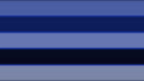 Stripe horizontal blue Animation