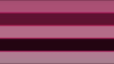 Stripe horizontal red CG動画