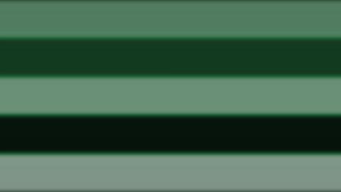 Stripe horizontal green CG動画