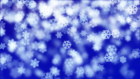 Winter Background 08 Animation