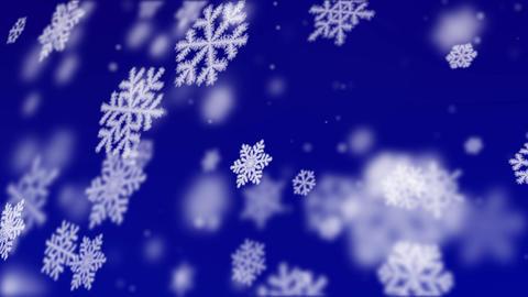 Winter Background 20 Animation