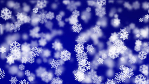 Winter Background 24 Animation