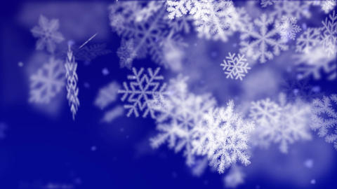 Winter Background 30 Animation