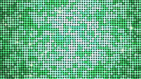 Spangle green Animation