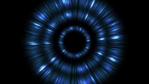 Shockwave triple blue Animation