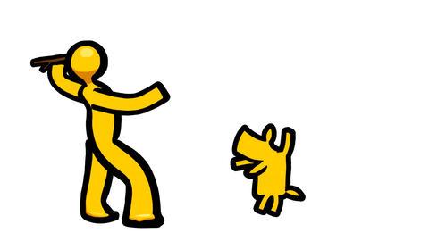 Fetch Animation