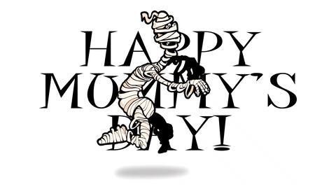 Happy Mummy's Day Animation