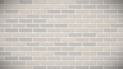 Brick middle white Animation