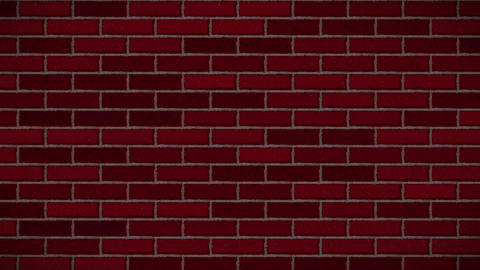Brick middle red Animation