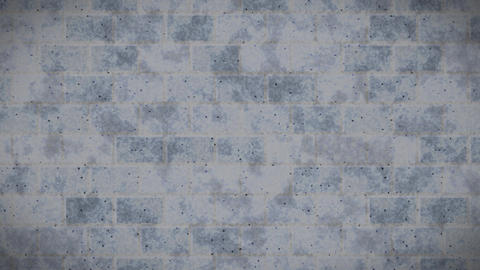 Brick remains large blue Animation