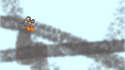Rocketbloke Happy Birthday Ecard Animation