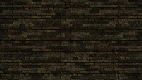 Brick small dark CG動画素材