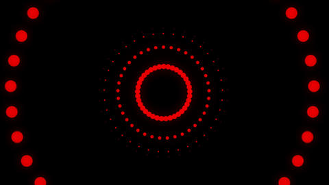 Red oblique motion laser lines effect on black motion background VJ Loop Live Action