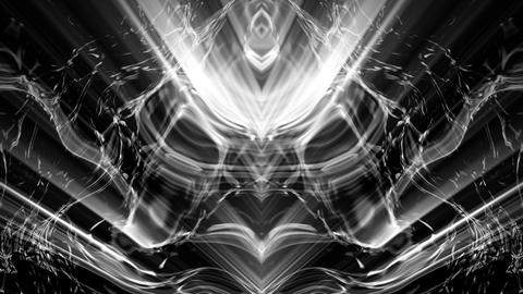 Wave black energy rays light visuals art vj loop Live Action