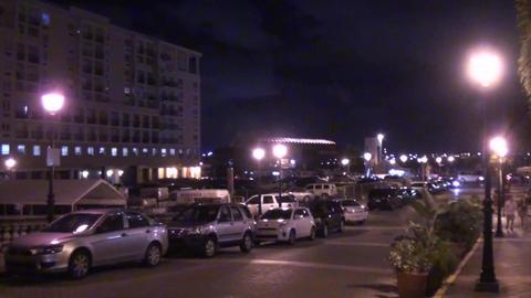 Night Fall in San Juan Live Action