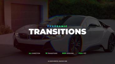 Panoramic Transitions Premiere Proテンプレート