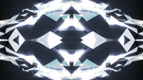 Absrtact Geometric Background Animation