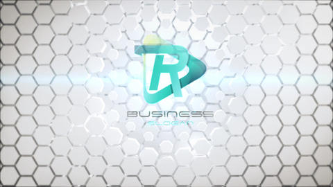 Hi-Tech Logo Reveal After Effects Template