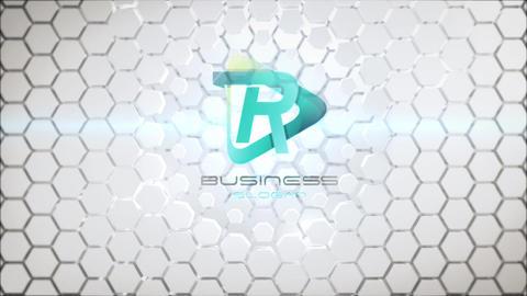 Hi-Tech Logo Reveal After Effects Template