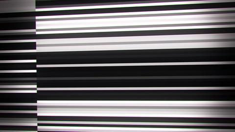 White Digital Neon Lines VJ Loop Motion Background Animation