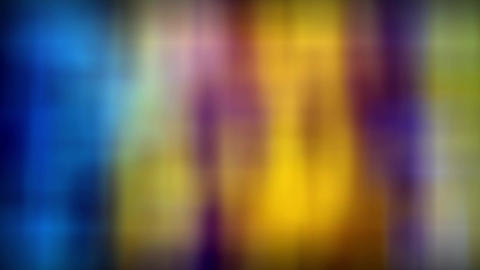 Flowing Dust Color Bright Abstract Video Background Loop Animation
