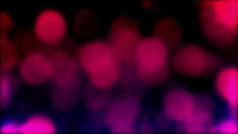 Bokeh Falling Pink Purple Rain Loop Background Animation