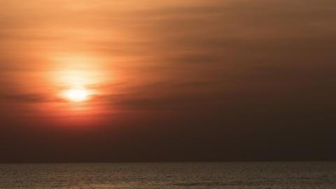 Sunset landscape at Phuket Archivo