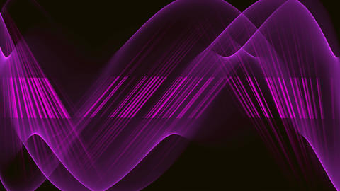 Abstract video background with purple beams pervasive abstract smooth purple Animation