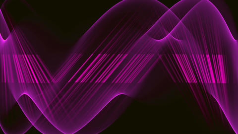 Abstract video background with purple beams pervasive… Stock Video Footage
