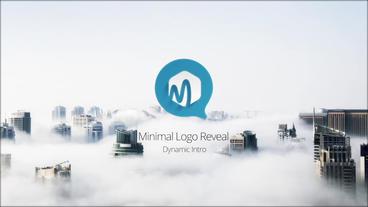Fast Minimal Logo Reveals Premiere Proテンプレート