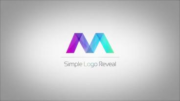 Minimal Logo Reveal Premiere Proテンプレート