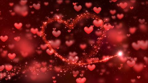 Valentines background 00197 Animation