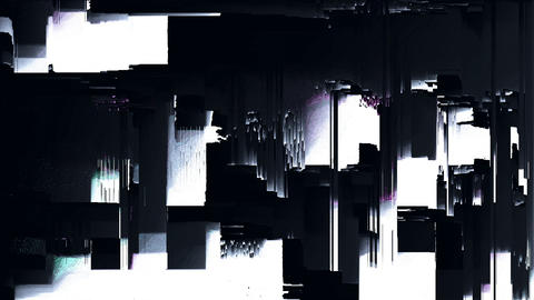Noise Right Pixel Sorting Waves Digital Grunge Glitch Video Damage Animation
