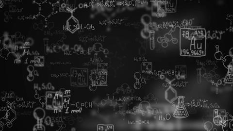 Chemical Formulas Animation Animation