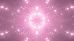 Floodlights Disco Pink Background Animation