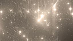 Floodlights Disco Gold Background Animation