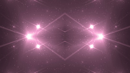 VJ Fractal pink kaleidoscopic background Animation