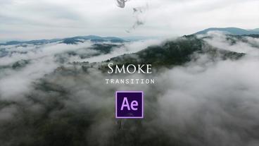 Smoke Transitions 애프터 이펙트 템플릿