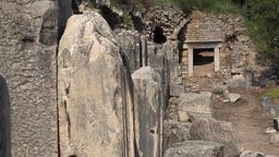 Turkey Efes Ephesos the ruins of the ancient antique city of ephesus GIF